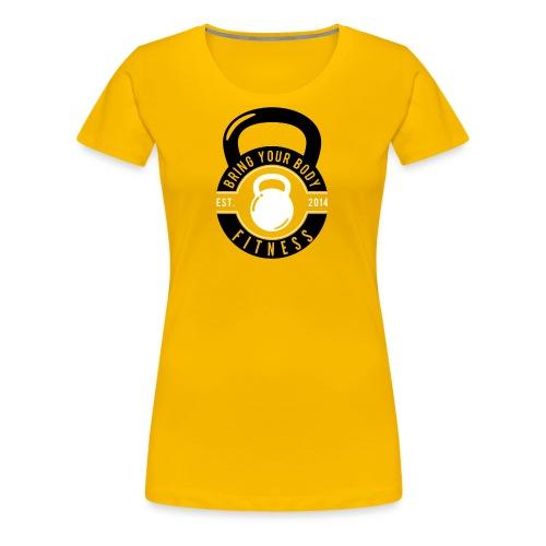 Bring your Body - Women's Premium T-Shirt