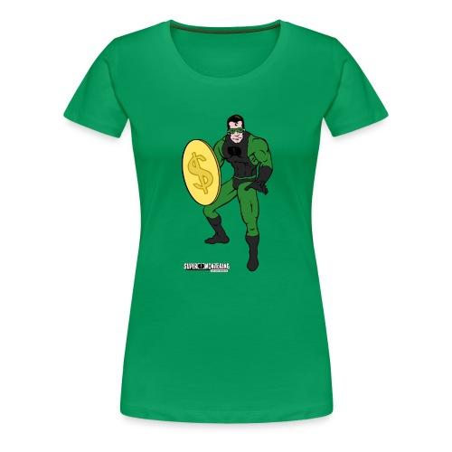 Superhero 4 - Women's Premium T-Shirt