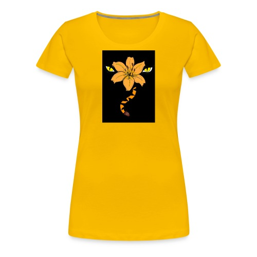 tiger lilly - Women's Premium T-Shirt