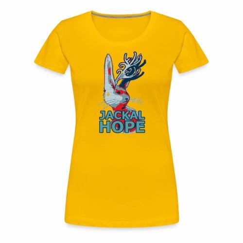 Jackalhope - Women's Premium T-Shirt