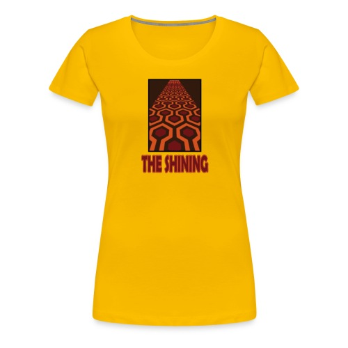 The Shining pattern - Women's Premium T-Shirt