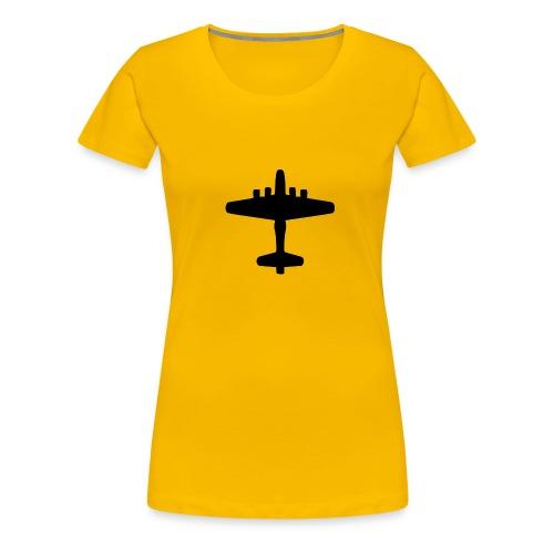 US Bomber - Axis & Allies - Women's Premium T-Shirt