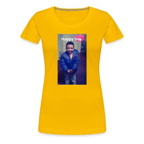 The happy ending - Women's Premium T-Shirt