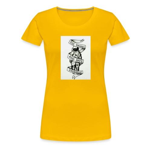 High Times - Women's Premium T-Shirt