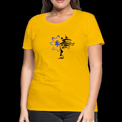 I - Women's Premium T-Shirt