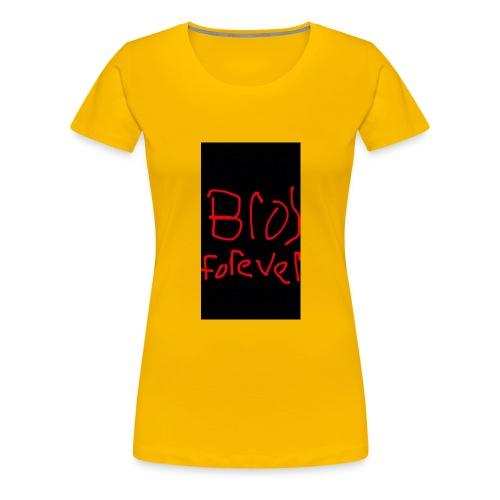 580B3FBD 5EBD 4E3C AA61 FB3B4BDDB1E3 - Women's Premium T-Shirt