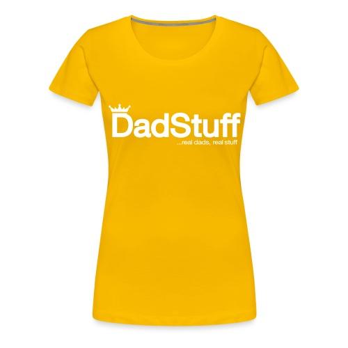 DadStuff Full View - Women's Premium T-Shirt