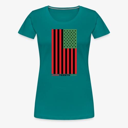 juneteenth003 - Women's Premium T-Shirt