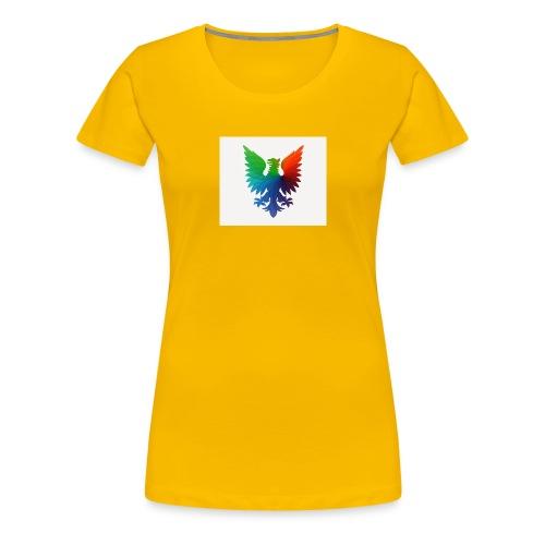 A BIRD - Women's Premium T-Shirt
