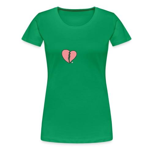 Heartbreak - Women's Premium T-Shirt