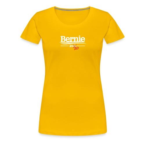 Bernie 2020 - Women's Premium T-Shirt