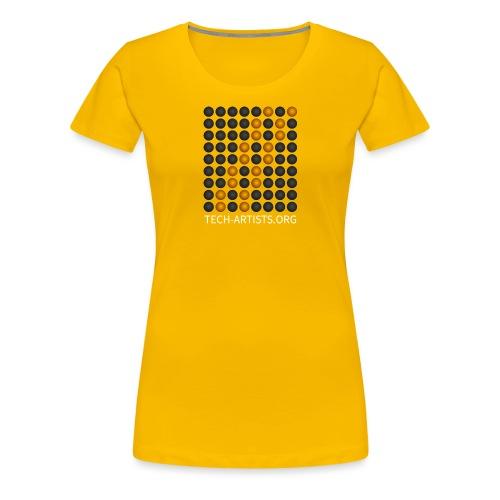 TAO_Logo_Round - Women's Premium T-Shirt