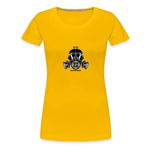 Always dysfunctional - Women's Premium T-Shirt