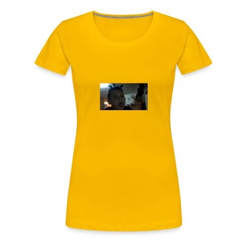 TRIPPIE J face tee-shirt - Women's Premium T-Shirt