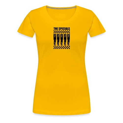 2 Tone Records The Specials Label - Women's Premium T-Shirt