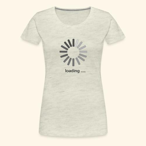 poster 1 loading - Women's Premium T-Shirt
