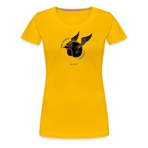 Lucky 13 - Women's Premium T-Shirt