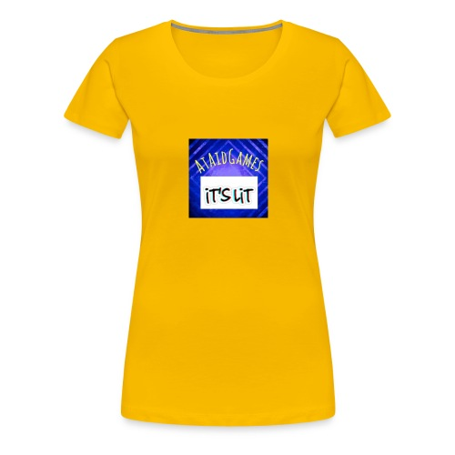 Ataidgames - Women's Premium T-Shirt