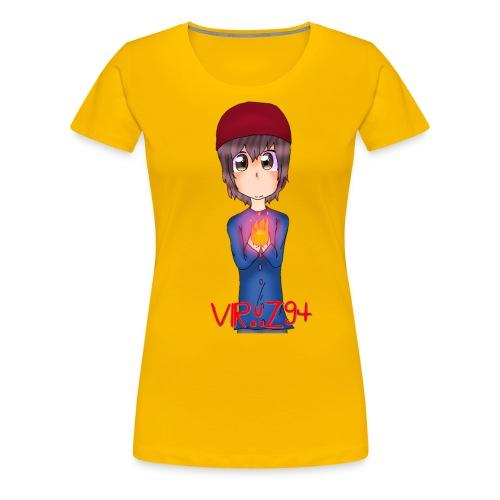 Viruz94, by Farin Draw - Women's Premium T-Shirt