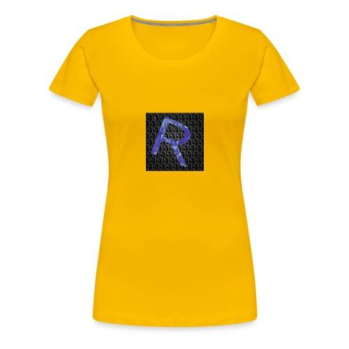 youtubelogo - Women's Premium T-Shirt