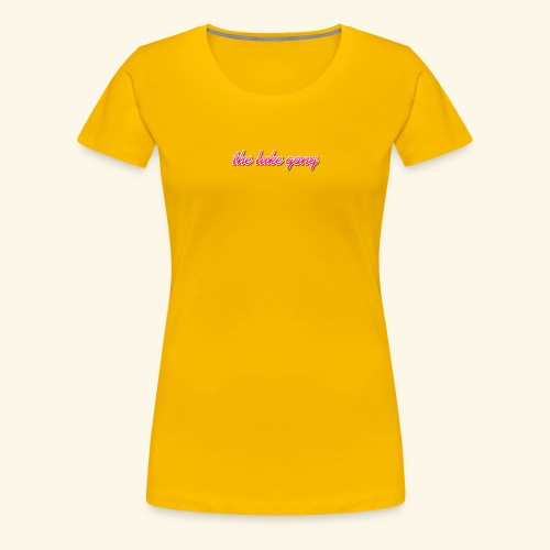 The luke gang - Women's Premium T-Shirt