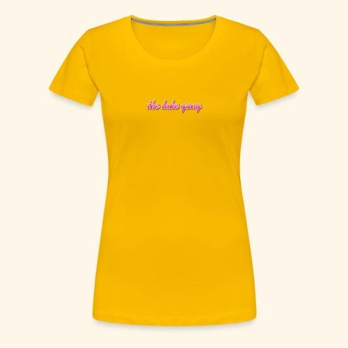 The luke gang - Women's Premium T-Shirt