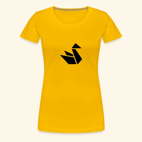 Swan Merch - Women's Premium T-Shirt
