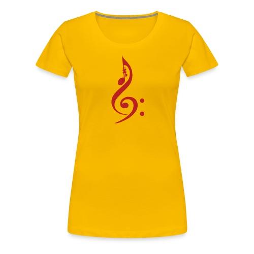 Red Key - Women's Premium T-Shirt