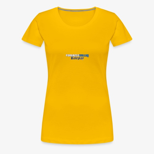 FortressValley - Women's Premium T-Shirt