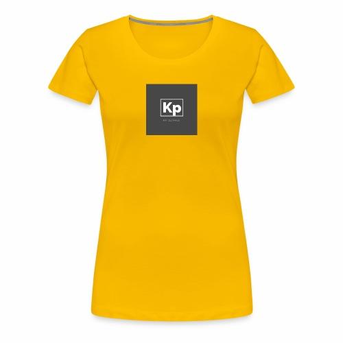 KP CLOTHES - Women's Premium T-Shirt