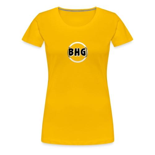 BlackHatGaming - Women's Premium T-Shirt
