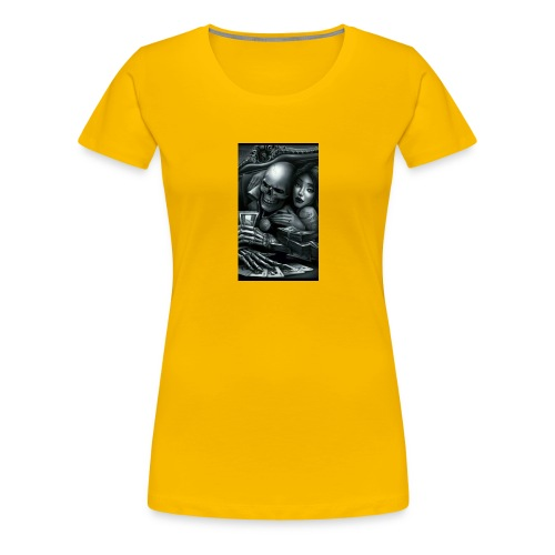 In love with the game - Women's Premium T-Shirt