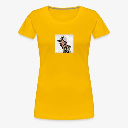 stay in the cut - Women's Premium T-Shirt