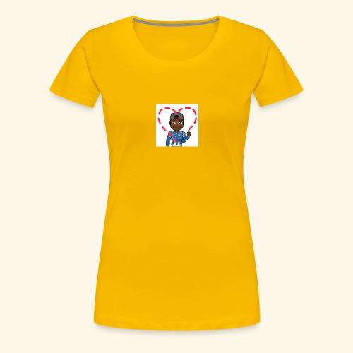 BitLove - Women's Premium T-Shirt
