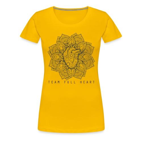 Team Full Heart - Women's Premium T-Shirt