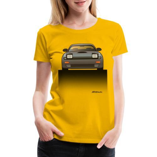 Toyota Celica GT Four All Trac Turbo ST185 - Women's Premium T-Shirt