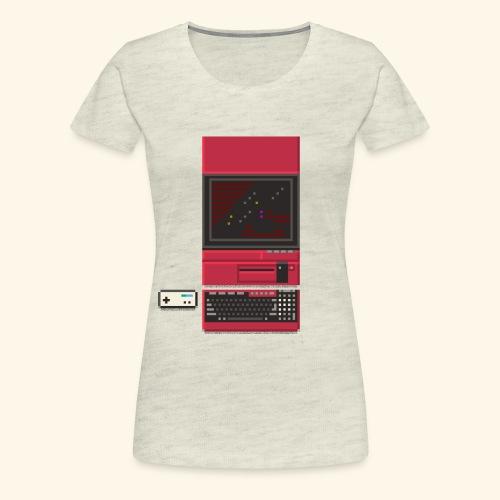 x1 - Women's Premium T-Shirt