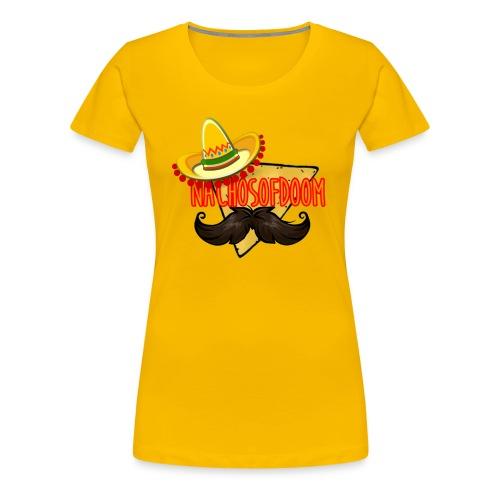 NachosofDoom Logo - Women's Premium T-Shirt