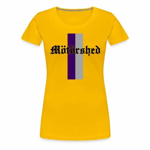 MShedShirt2 - Women's Premium T-Shirt