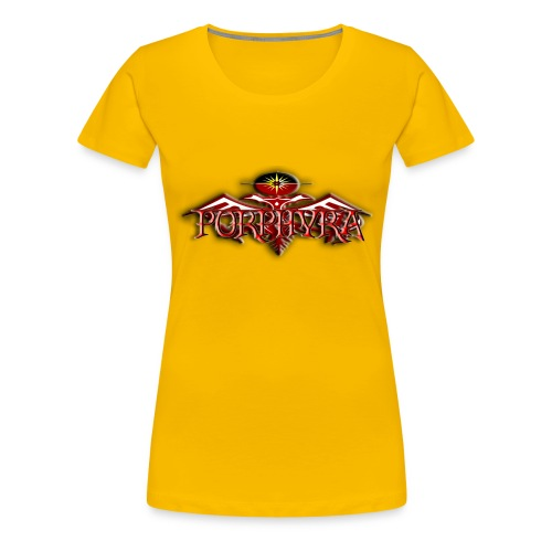 Porphyra Logo - Women's Premium T-Shirt