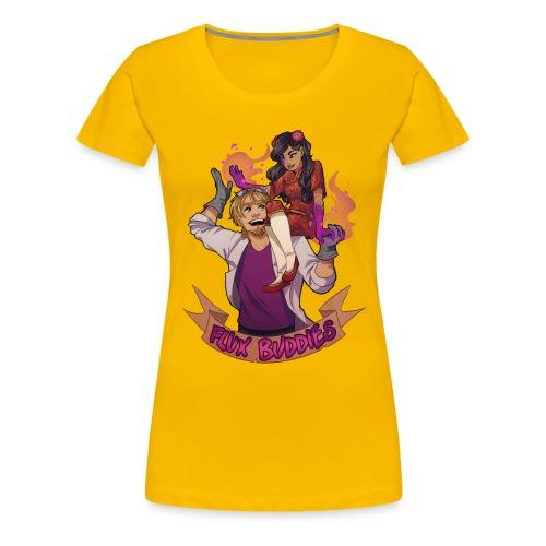 FluxBuddies - Women's Premium T-Shirt
