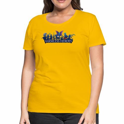 Offline - Harmless Heroes - Women's Premium T-Shirt