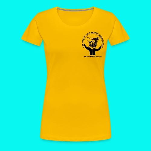 WTBA - Women's Premium T-Shirt