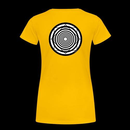 Tripping in a dimension - Women's Premium T-Shirt