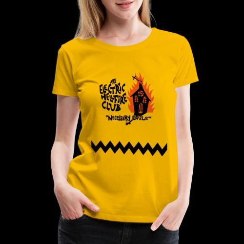 Necessary Front Charlie - Women's Premium T-Shirt