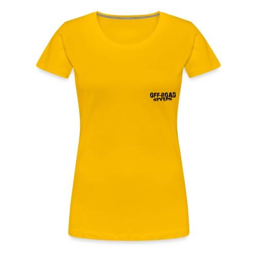 Ultimate FMX Grunge Women's T-Shirts - Women's Premium T-Shirt