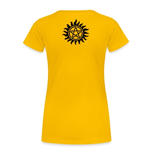Supernatural Tattoo - Women's Premium T-Shirt