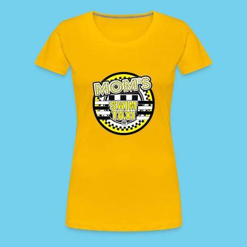 Mom's Swim Taxi - Women's Premium T-Shirt