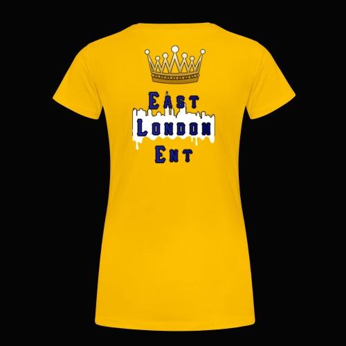 East London Ent! - Women's Premium T-Shirt