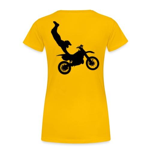 motocross1 - Women's Premium T-Shirt